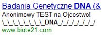 reklama tekstowa dna Nabici w Provident   dozwolone czy nieetyczne pozycjonowanie serwisu w linkach sponsorowanych?