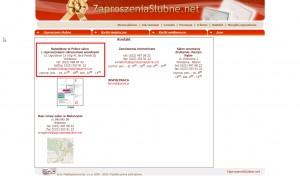 zaproszeniaslubne net 300x176 Nabici w Provident   dozwolone czy nieetyczne pozycjonowanie serwisu w linkach sponsorowanych?