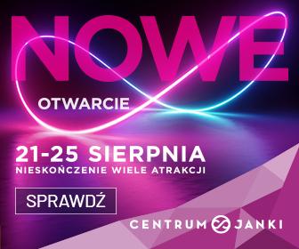 Janki NoweOtwarcie baner 336x280 Promocja Centrum Handlowego Janki   Nowe Otwarcie