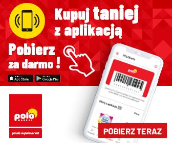 promocja aplikacji mobilnych Promocja Aplikacji mobilnej w internecie dla POLOmarket