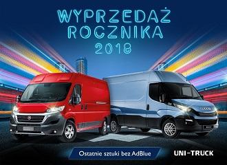 pozycjonowanie SEO dla Uni-Truck